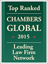 Top Ranked Global 15 leading law firm network
