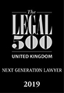Legal 500 Next Generation Lawyer