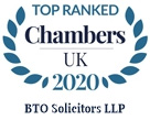 BTO Solicitors LLP - Chambers UK Top Ranked Firm