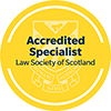 Law Soceity Accredited Specialist