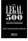 Legal500 Logo - Next Generation Lawyer